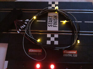 Carrera Digital 132 Pace Car Safety Car Blinklicht für die Bahn