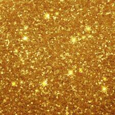 EDIBLE GLITTER - GOLD / GOLD - Essbarer Glitzer Farbe - Rainbow Dust