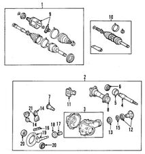 For Toyota Genuine Axle Shaft Front 4132035050