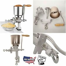 Grinder Corn Hand Mill Wheat Manual Grain Crank Coffee Grains Commercial Nuts