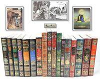FAIRY TALES ILLUSTRATED TREASURY - Easton Press COMPLETE 17 VOLUMES  ALL SEALED!