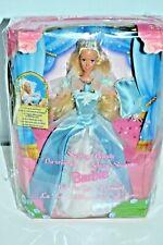 Barbie Sleeping Beauty Doll, Open & Shut Eyes, New Doll, Damaged Box