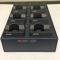 Harris Corp. P5300  Tri-Chem 6 Bay NICD NIMH Multi Radio Charger, CH-104570-077