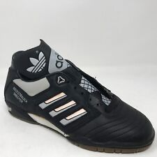 New Vintage Men Adidas Beckenbauer Sweeper Indoor Soccer 019156 Size 5.5