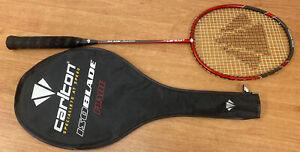 Badminton Carlton Power Blade Flare Isoblade Badminton Racket (D5)