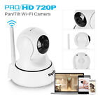 SANNCE Wireless HD 720P Network Wifi Indoor Night Vision Security IP Camera Home