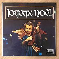 Vinyle 4*33 Tours - Joyeux Noël - Vieux Noëls de France - Selection 7 - LP Rpm