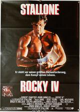 Filmplakat A1 Rocky IV Sylvester Stallone Talia Shire Dolph Lundgren