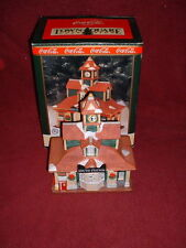 """1997 Issue """"Coca-Cola"""" """"Town Square Collection"""": """"South Station"""" (Store Display)"""