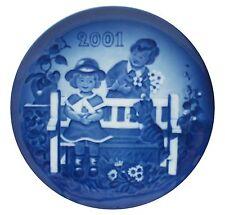 "Bing & Grondahl 2001 Children's Day Plate ""Be My Valentine"" 1902901"