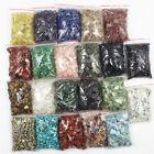 5g-100g Natural Gemstone Tumbled Crystal Chips Chakra Wicca Jewelry Rose Quartz
