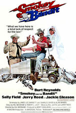 "Smokey and the Bandit ( 11"" x 17"" ) Movie Collector's Poster Print - B2G1F"