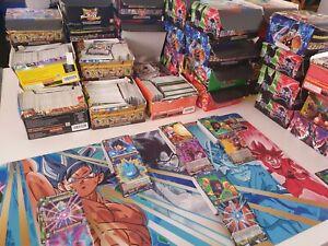 Dragon Ball Super Card Game Lot 55 Carte Sans Double+rare