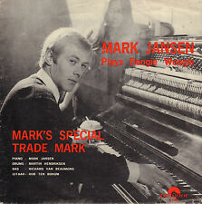 "MARK JANSEN ‎– Mark's Special (1968 DUTCH BOOGIE WOOGIE SINGLE 7"")"