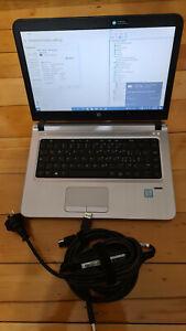 HP Probook 440 G3 i5-6200U 2.30GHz 16GB DDR3L 1600MHz 128GB SSD Win10Pro 64bit