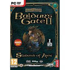 Baldurs Gate 2 Shadows of AMN (pc Dvd)