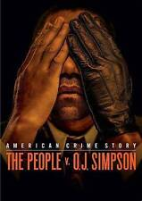 American Crime Story: The People v. O.J. Simpson (DVD, 2016, 4-Disc Set, Canadia