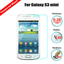 9H Tempered Glass Screen Protector Film Shield For Samsung Galaxy S3 mini i8190