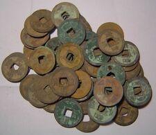 20 Ancient Japanese Nguyen Phong (Yuan Feng) Tong Bao Coins 1338-1573-VF!