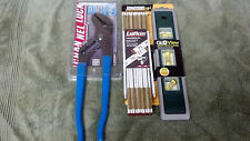 FITTER TOOL KIT, CONSTRUCTION ISSUE SET, 3 PIECE SET, PIPEFITTERS, STEAMFITTERS