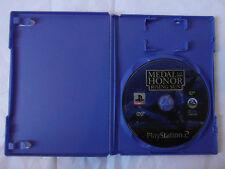 Playstation 2 Medal of Honor The Rising Sun PAL PS1 PS2