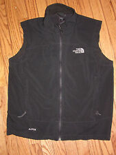 THE NORTH FACE MENS APEX BIONIC SOFT SHELL VEST WINDPROOF BLACK AL5D~MEDIUM