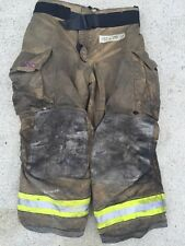 Firefighter Turnout Bunker Pants Globe 42x28 G Extreme Halloween Costume