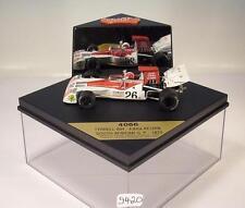 Quartzo 1/43 Nr.4066 Tyrell 004 Formel 1 Eddie Keizan OVP #9420
