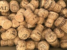 75 Natural Used Champagne Corks Crafts Fishing