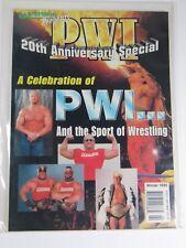 Pro Wrestling Illustrated Magazine Winter 1999