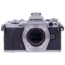 Olympus Olympus comienza-E-M5 Mark II Mirrorless D Micro cuatro tercios Digital Cámara De Plata