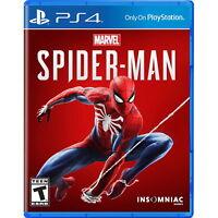 Marvel's Spider-Man PS4 [Factory Refurbished]