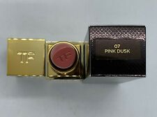 TOM FORD # 07 PINK DUSK LIP COLOR .1OZ/3G