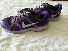Nike Plus + Lunar Victory Hyperfuse Shoes Mens Size 11 Purple IPOD COMPATABLE