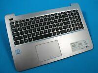 """Asus F556UA-AB32 15.6"""" Palmrest w/Touchpad Keyboard Speakers 13N0-UAA0202"""