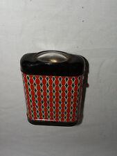 ALTE TASCHENLAMPE LAMPE Flachbatterie-Taschenlampe (2296)