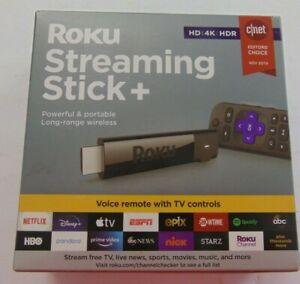 2020 BRAND NEW Roku+ Streaming Stick 3810R BH417