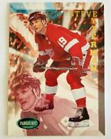Steve Yzerman Parkhurst 1995 NHL Trading Card #70 Detroit Red Wings