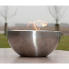 EWT Tisch Ethanol Kaminfeuer, Gartenkamin, Aussenkamin Samber
