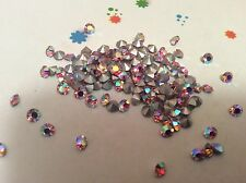 Piedras De Swarovski Luz Rose AB 14ss (3,5 mm) reparación Craft Pack 40 Post Libre