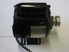 HD 120 VAC ELECTRIC MOTOR 1/4 HP 1725 RPM REVERSIBLE (TESTED IN GOOD CONDITION)