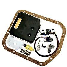 A500 44RE Transmission Filter Kit & Solenoid Set & Sensor & Spring 2000 Up