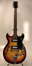 HONDO Hollow Body ELECTRIC GUITAR 1974 H-500