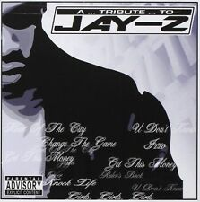 TRIBUTE TO JAY-Z  CD NEW! SHANDRA LEE/JAY-Z/HIM MINI
