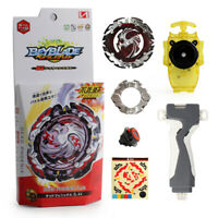 B-131 Dead Phoenix Beyblade Booster Burst With Gift Handle and Launcher Box Shot