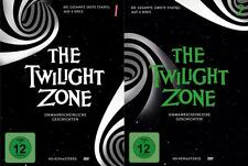 The Twilight Zone - 1 und 2 Staffel komplett - 12 DVD´s - 2 Boxen - Neu u. OVP
