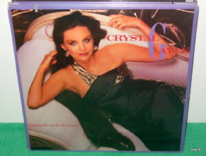 CRYSTAL GAYLE - NOBODY WANTS TO BE ALONE - SEALED VINYL LP