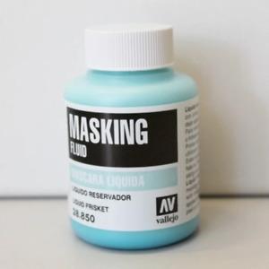 Vallejo 28850 Liquid Masking Fluid 85 ml Brand New