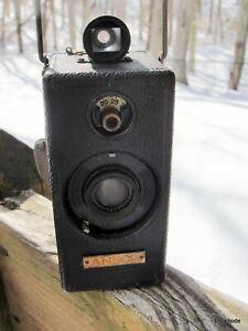 Ansco Memo 35mm  half frame mini camera