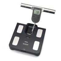 Brand New Omron BS508 Body Composition And Body Fat Monitor Bathroom Scale
